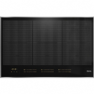 MIELE KM7575FR Induction hob with onset controls with PowerFlex